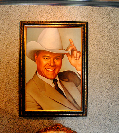 JR Ewing at I Heart Faces in Dallas Southfork|Sharon the Moments blog