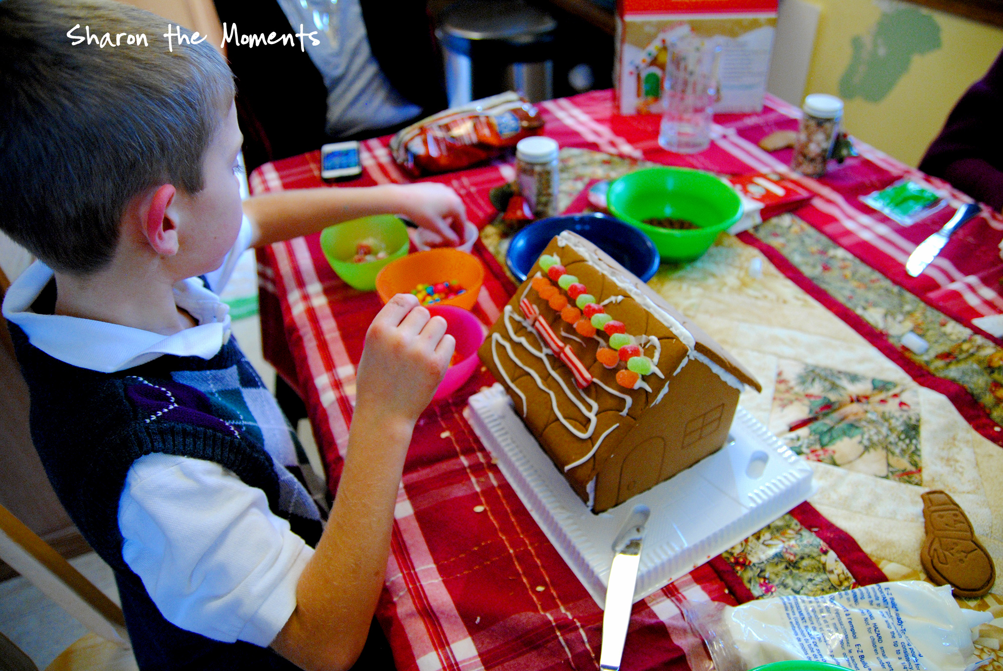 Elf on the Shelf North Pole Party|Sharon the Moments blog