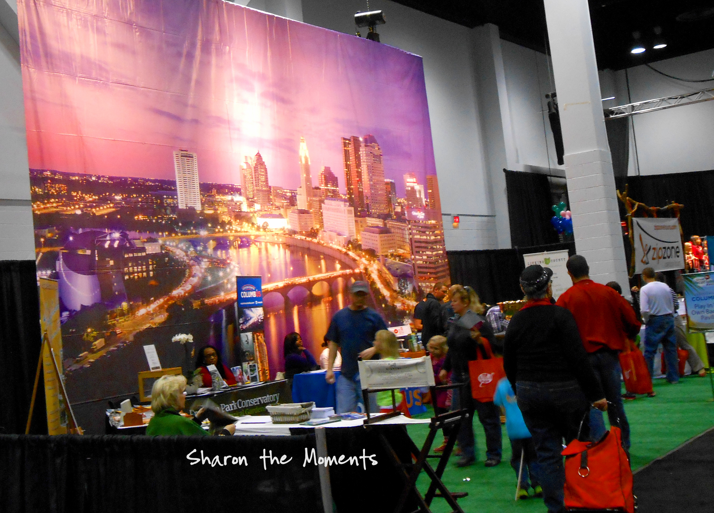 The AAA Vacation & Travel Expo Experience Columbus|Sharon the Moments blog