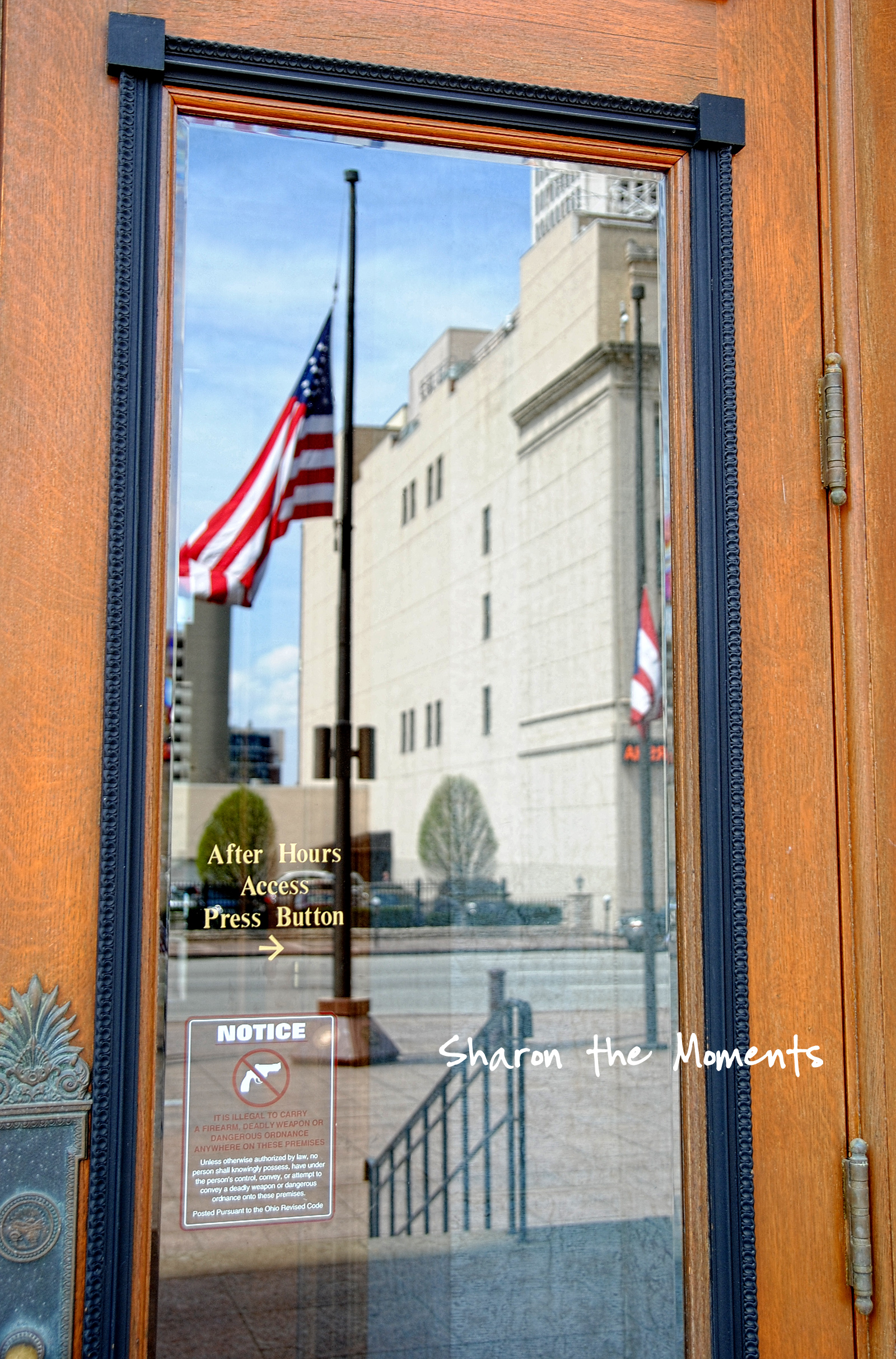 Monday Monday Spring Downtown Columbus Statehouse|Sharon the Moments blog