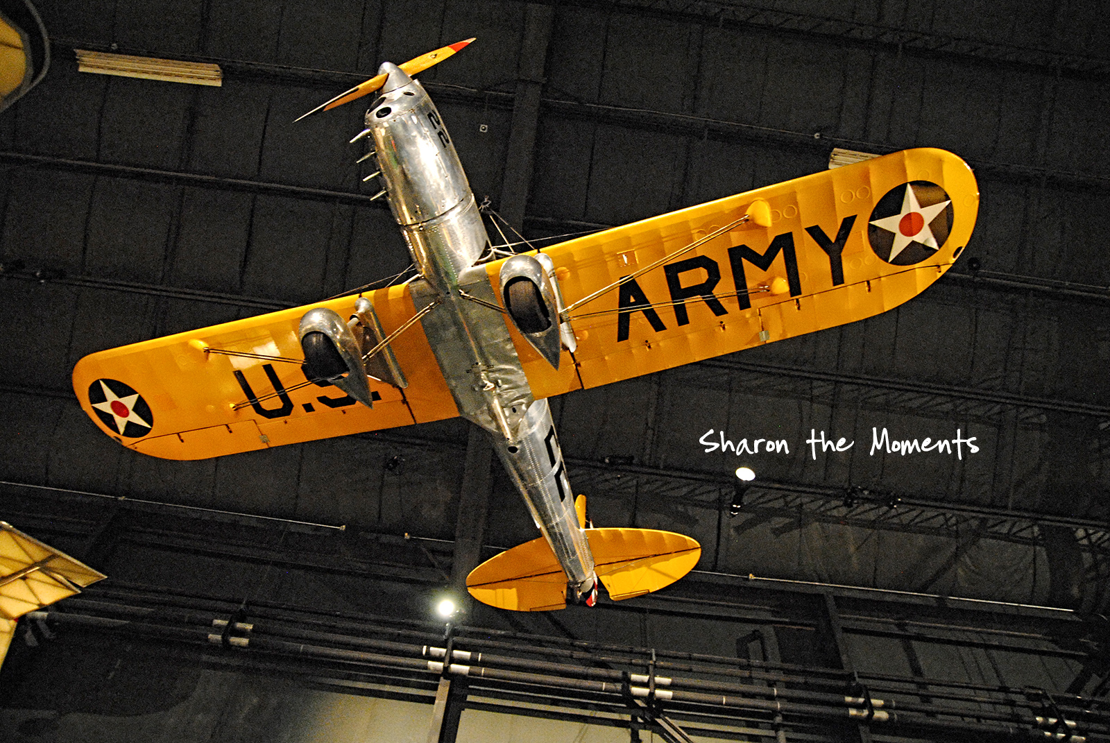 Spring Break Visit to the National Museum of US Air Force|Sharon the Moments blog