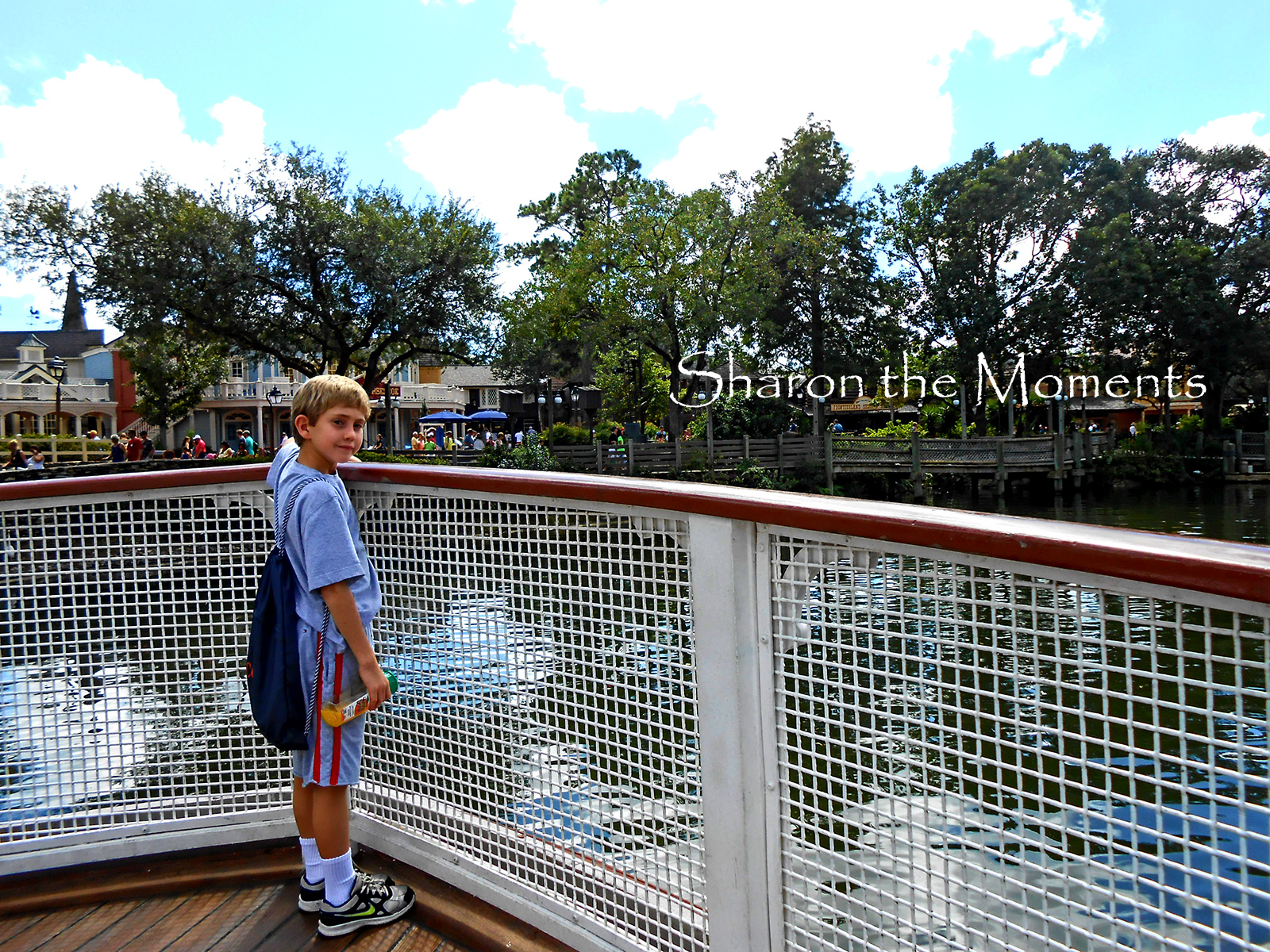 Our October Visit to Walt Disney World Magic Kingdom|Sharon the Moments Blog