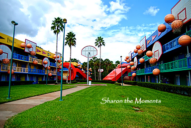 Our October visit to Walt Disney World All Star Resorts|Sharon the Moments Blog