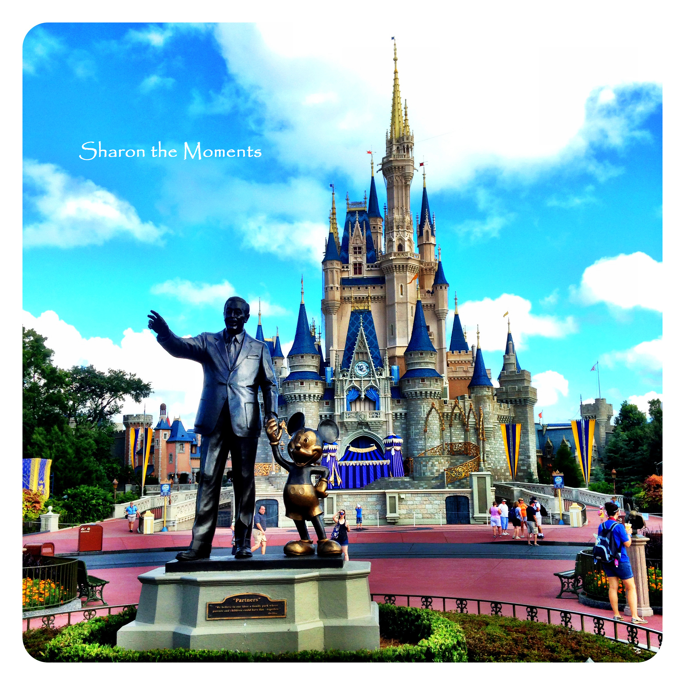 Walt Disney World Magic Kingdom|Sharon the Moments Blog
