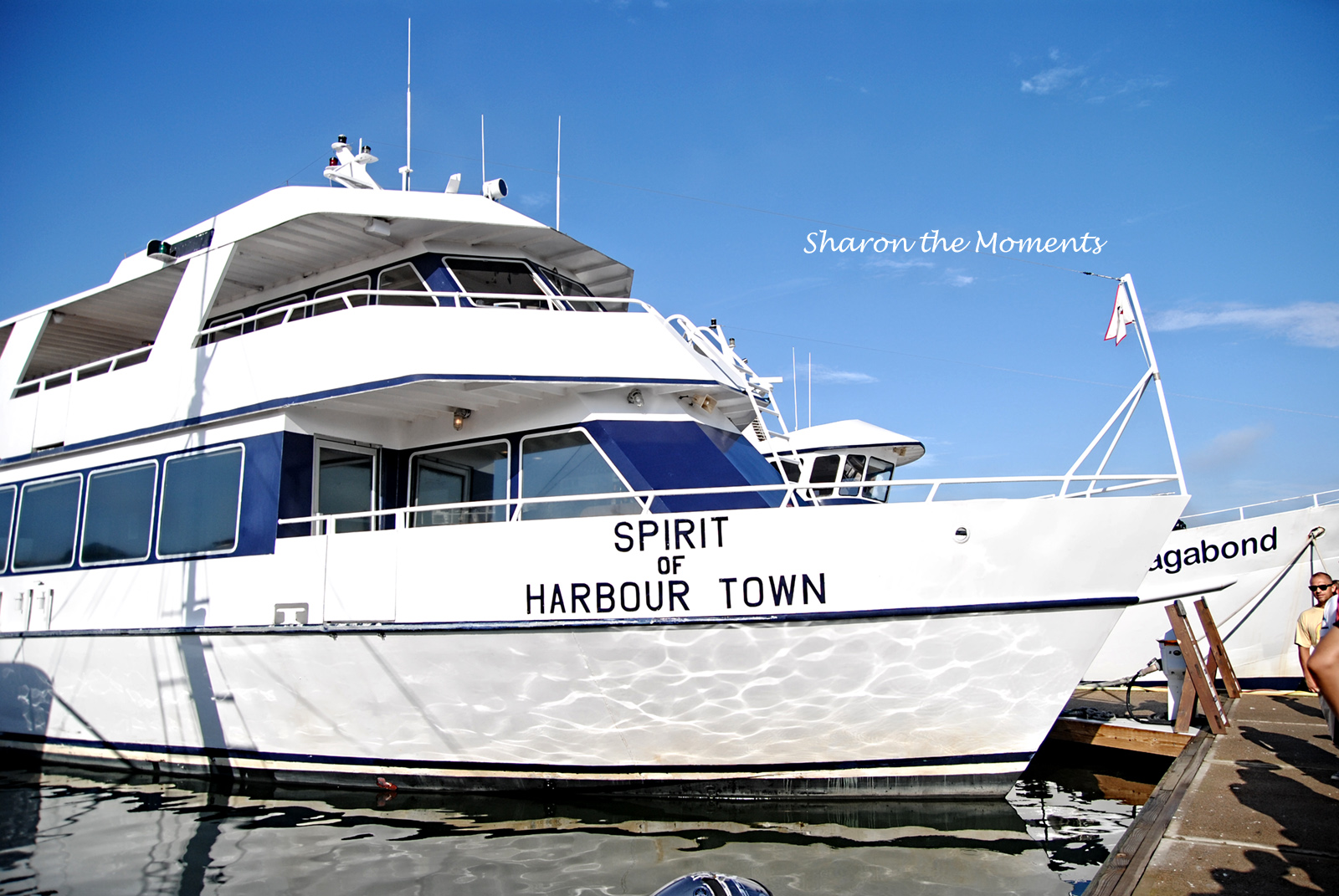 Spirit of Harbour Town Vagabond Cruise Hilton Head Island South Carolina|Sharon the Moments Blog