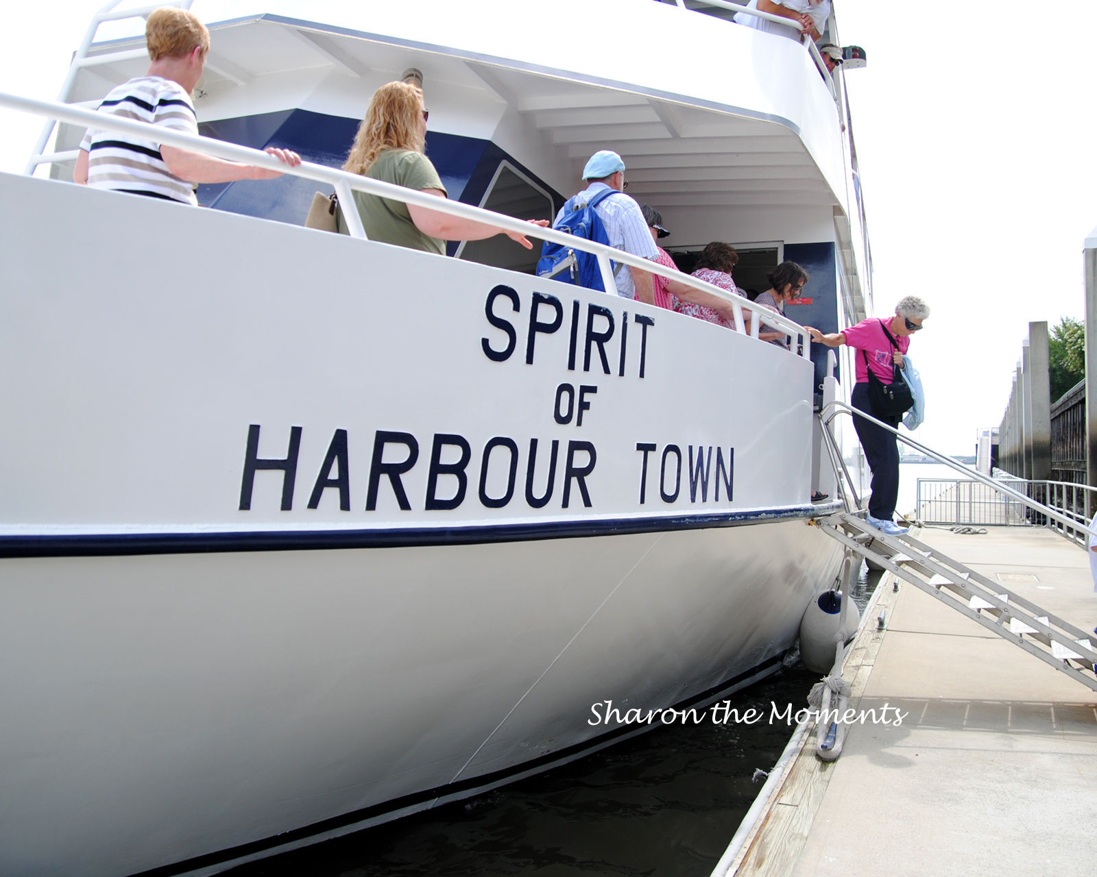 Spirit of Harbor Town Historic Savannah Cruise with Vagabond Cruise