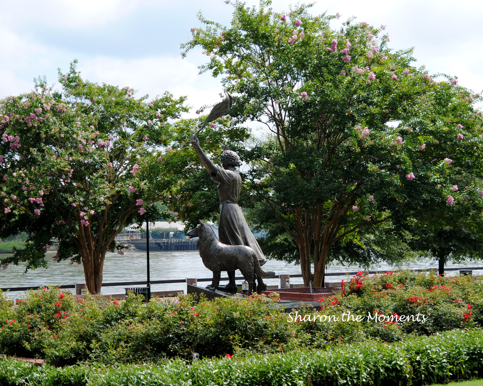 Historic Old Savannah Trolley Tours|Sharon the Moments Blog