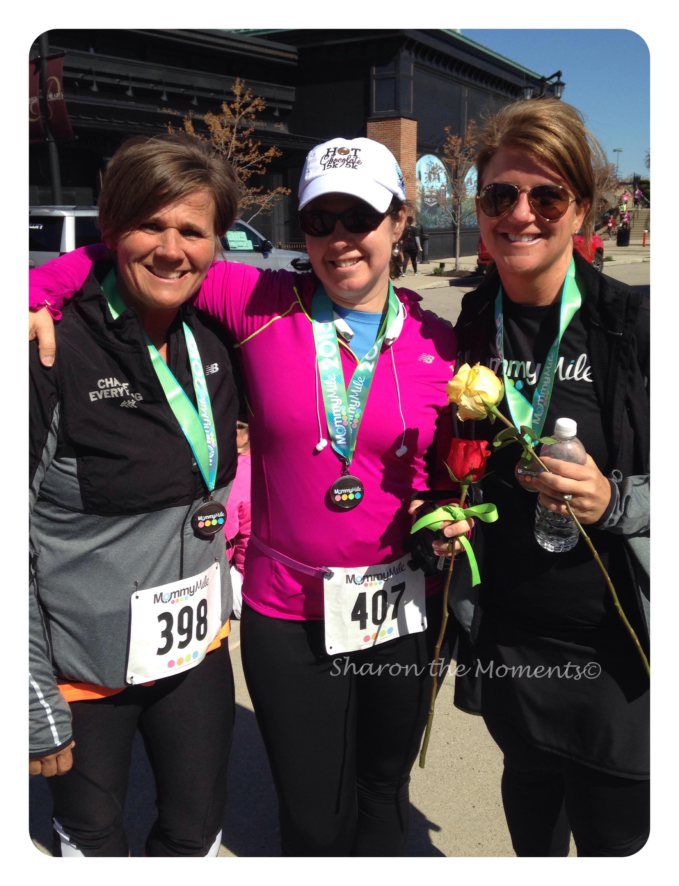 A Weekend of 5Ks Races and The Mommy Mile