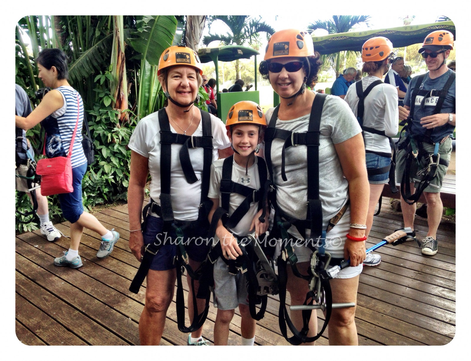 Maui Zipline Company is Hands Down a Wonderful Adventure |Sharon the Moments Blog