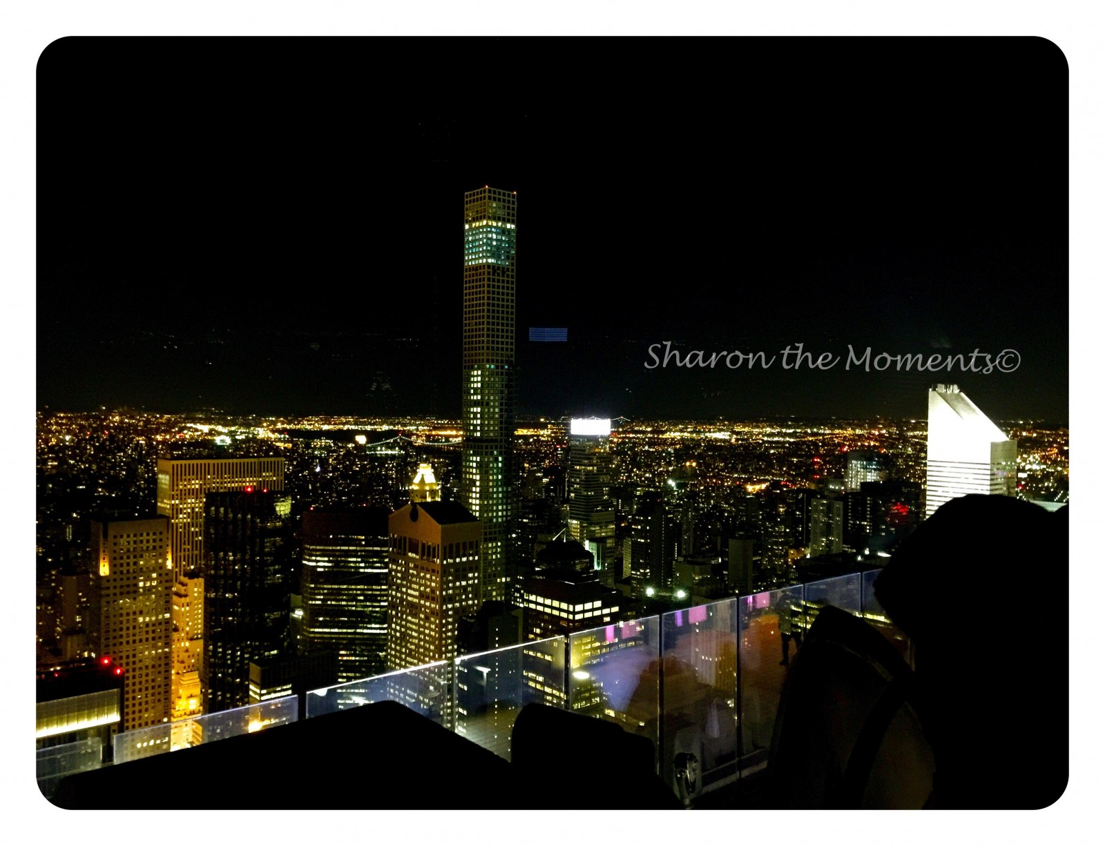 Top of the Rock and Rockefeller Center in New York City|Sharon the Moments Blog