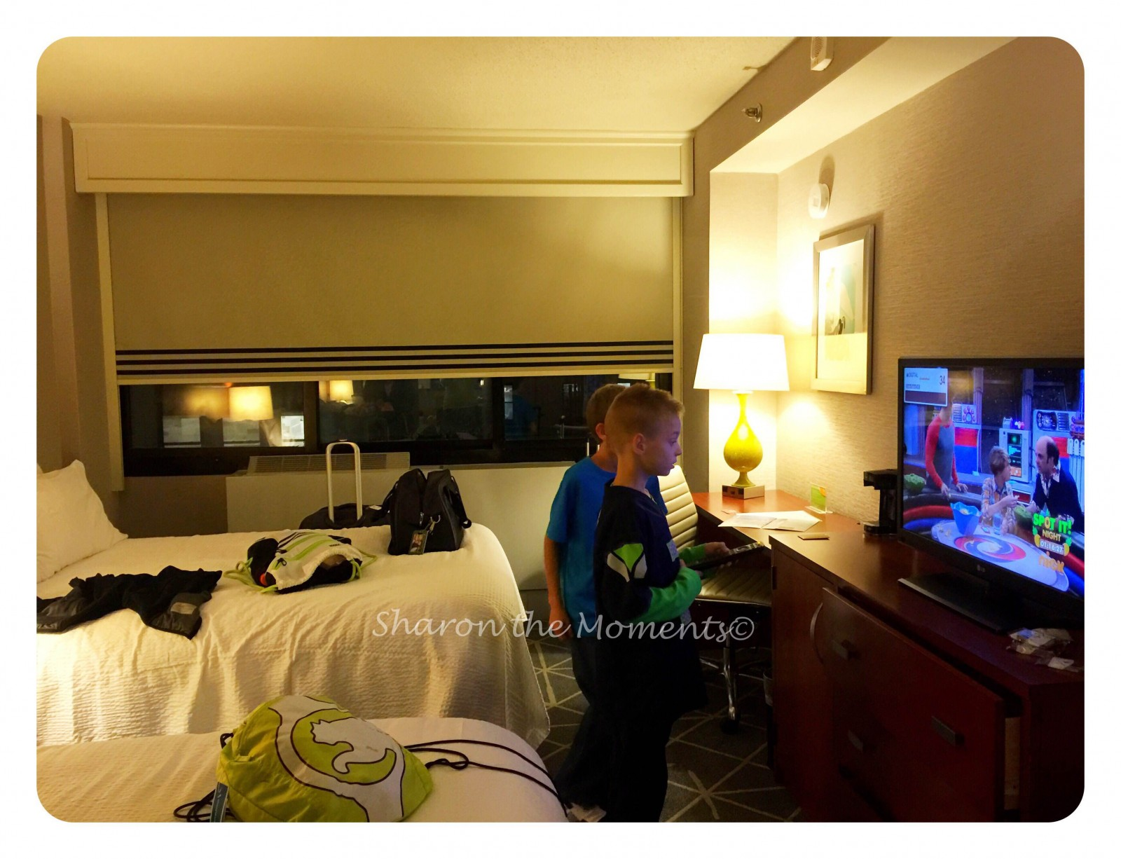 Courtyard by Marriott in New York City Great Location| Sharon the Moments Blog